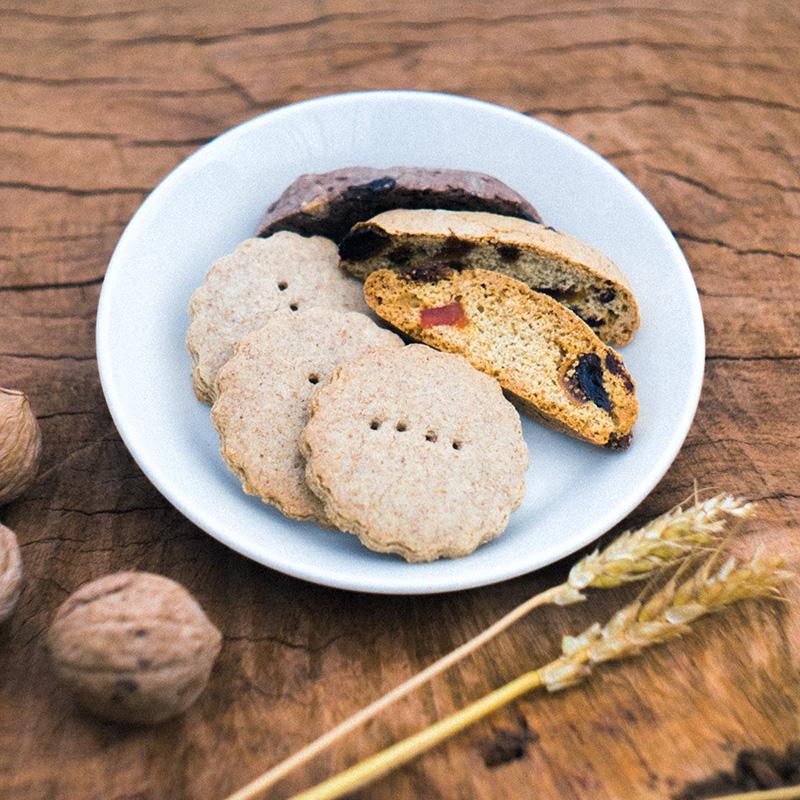 柳久保小麦の焼菓子